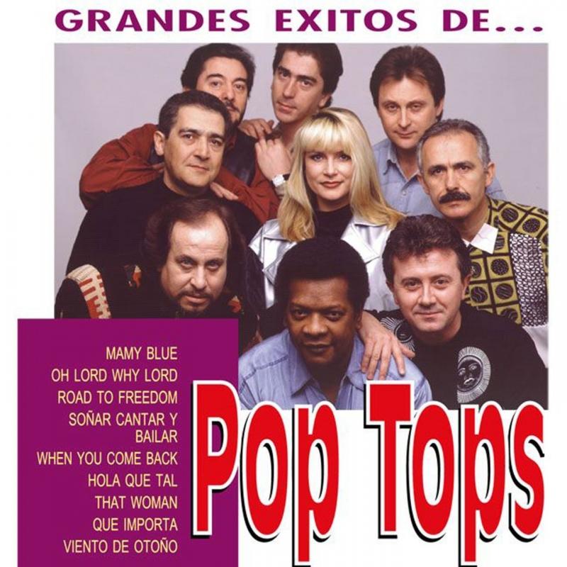 The Pop Tops Pop-Tops Mammy Blue